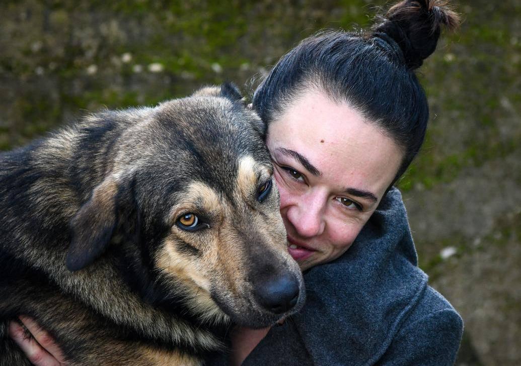 Maja velikog srca: U 12 dana spasila 11 pasa i našla im dom