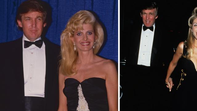 Obje su ga željele: Kako su 'ratovale' bivše Trumpove žene