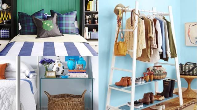 12 ideja s kojima će i najmanje sobe biti potpuno funkcionalne