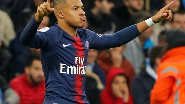 Ligue 1 - Olympique de Marseille v Paris St Germain