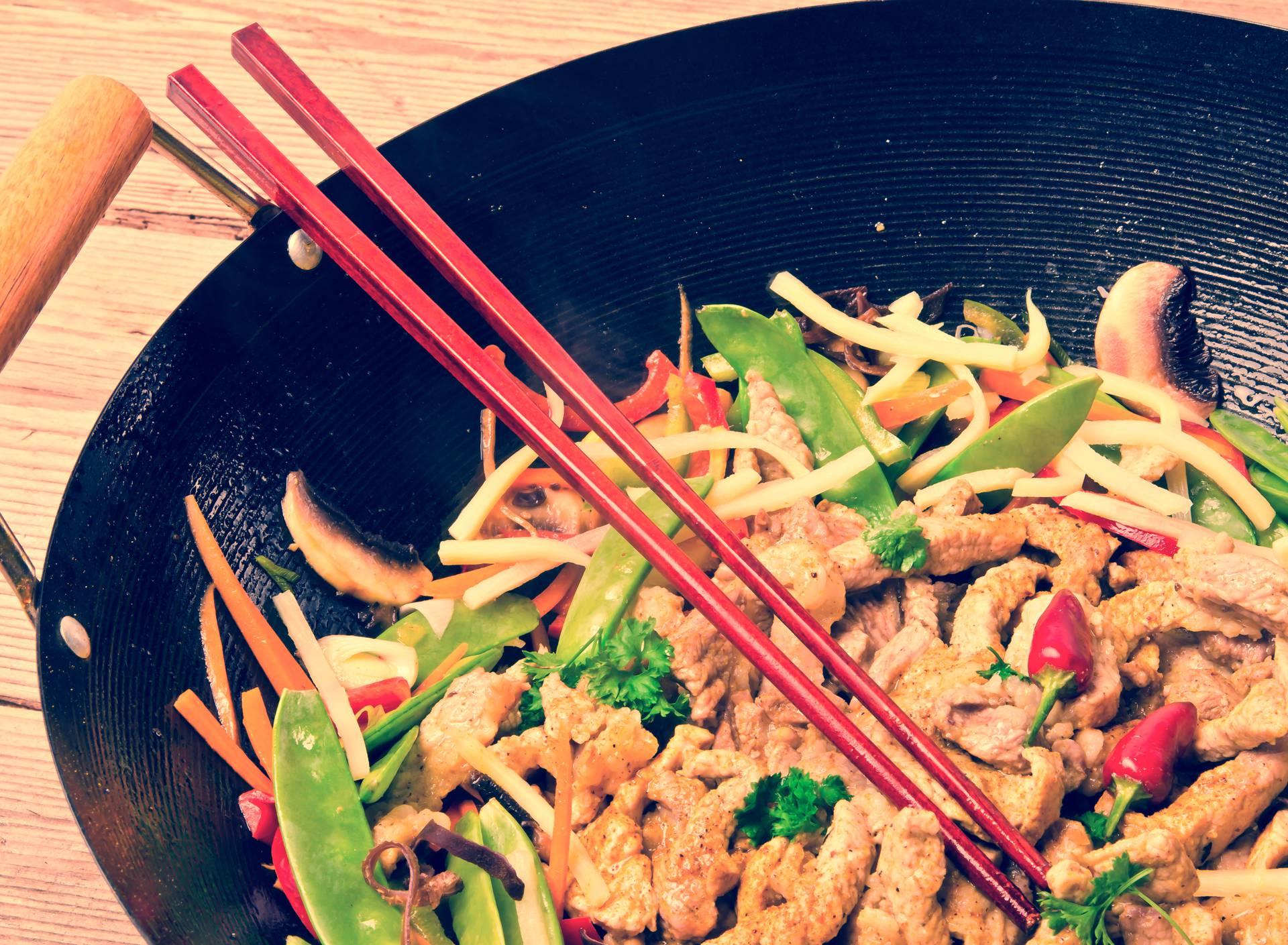 Iznenadite ovaj vikend azijskim aromama: Junetina iz woka