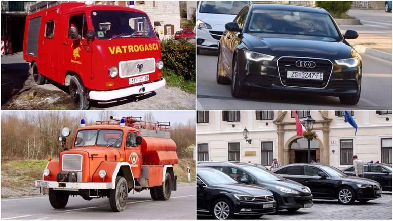 Heroji se voze u kramama, a veliki 'guzonje' u limuzinama...