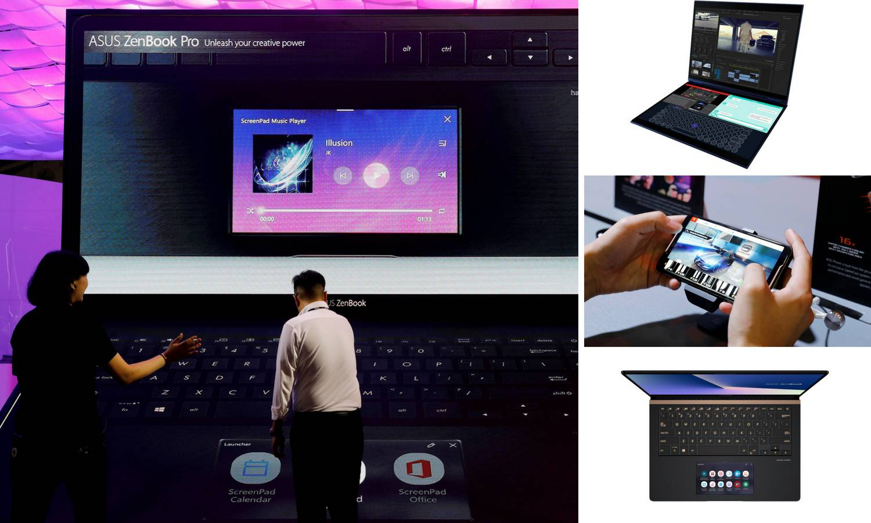 Asus misli da bi ovako trebali izgledati laptopi u budućnosti