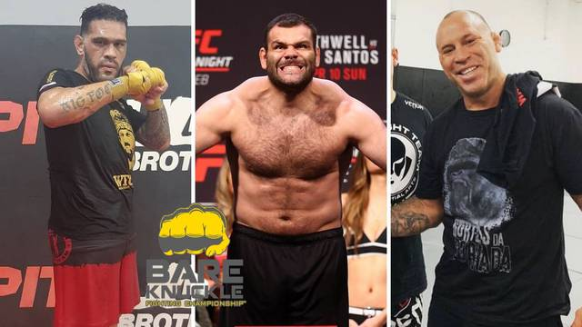 U ring sad bez rukavica: UFC veterani novi su borci BKFC-a