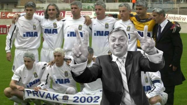 Bijele kose na krovu busa: Kako je Kranjčar donio Zagrebu titulu