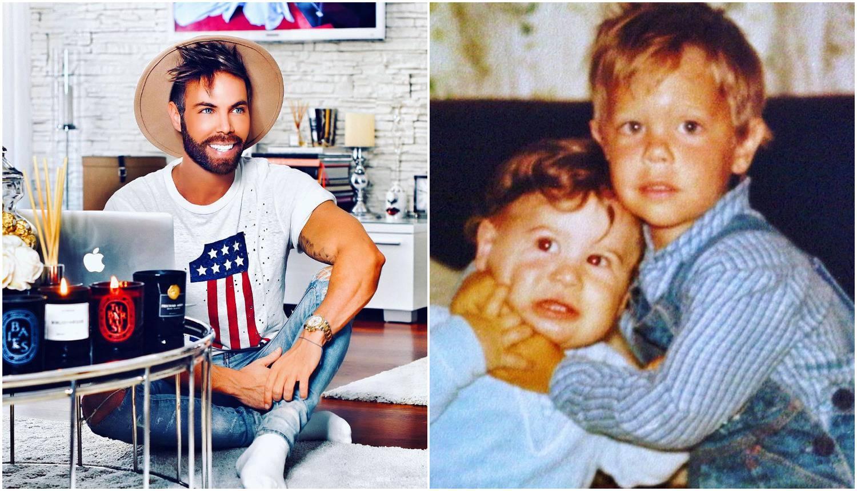 Prepoznajete li ga? Grubnić je pokazao fotku iz djetinjstva...