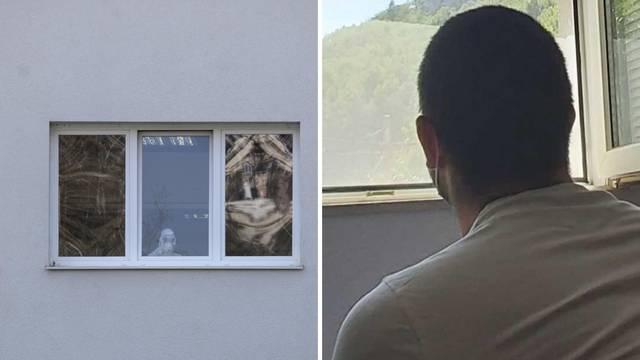 Otac proveo 87 dana uz sina u KBC-u Split: Tvrde da smo virus u bolnicu donijeli  mi - roditelji!