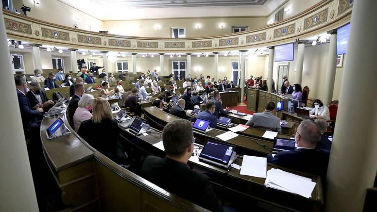 Zagreb: Strankama iz Skupštine 1,9 milIijuna kn do kraja godine