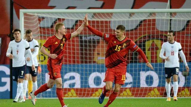UEFA Nations League - League A - Group 2 - Belgium v England
