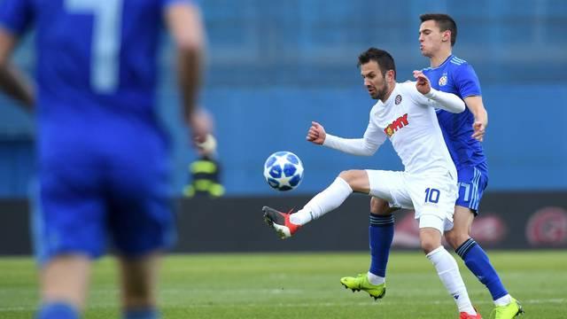 Zagreb: Dinamo i Hajduk susreli se u 18. kolu HR Prve lige