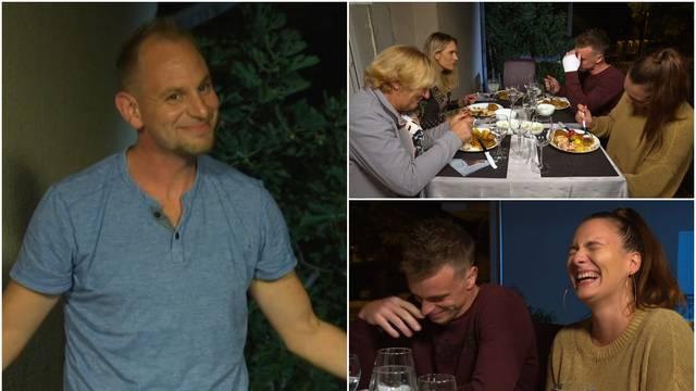Hvalili mu večeru, no gosti su Ivanu zamjerili odlaske od stola