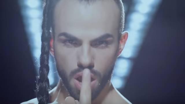 Predstavnik Crne Gore spotom šokirao obožavatelje Eurosonga