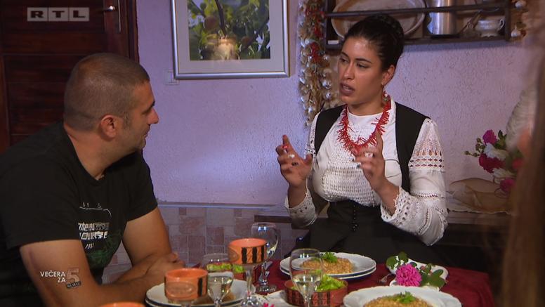 Katarina doživjela pravi fijasko na 'Večeri': Okus je katastrofa! Bilo je nejestivo, stvarno loše...