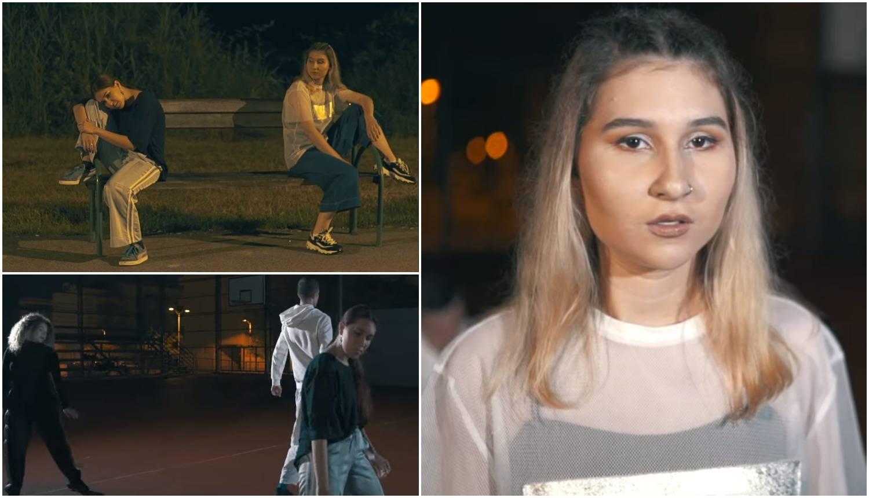 Učenica srednje škole snimila je spot za pjesmu besplatno...