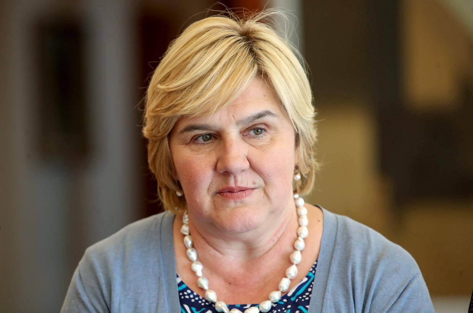 "Zagreb: Kolinda Grabar-Kitarović primila izaslanstvo inicijative ""Hod za život"""
