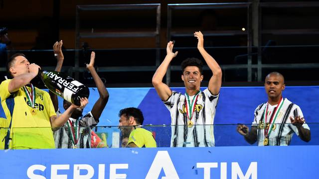 FILE PHOTO: Serie A - Juventus v AS Roma