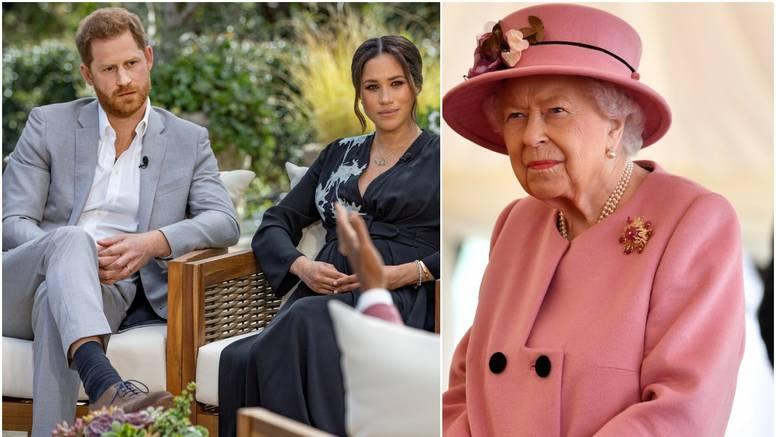 Meghan i Harry žele se naći s kraljicom, šokirali zaposlenike