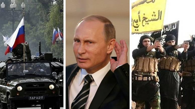 Putin šalje 150.000 vojnika da ISIL-ovce izbrišu s lica zemlje