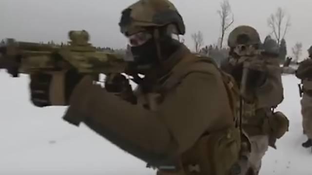 Iza njih ostaje pustoš: Moćni ruski specijalci haraju Sirijom
