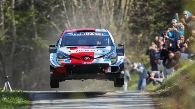 Utrka svjetskog prvenstva u rallyju