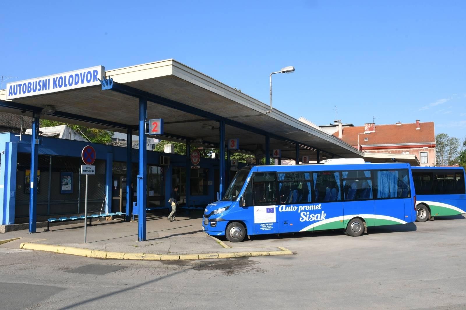 U Sisku ponovno krenuo gradski prijevoz