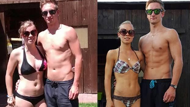 Hrvatski par otkrio način za dobiti »6-pack« bez vježbanja