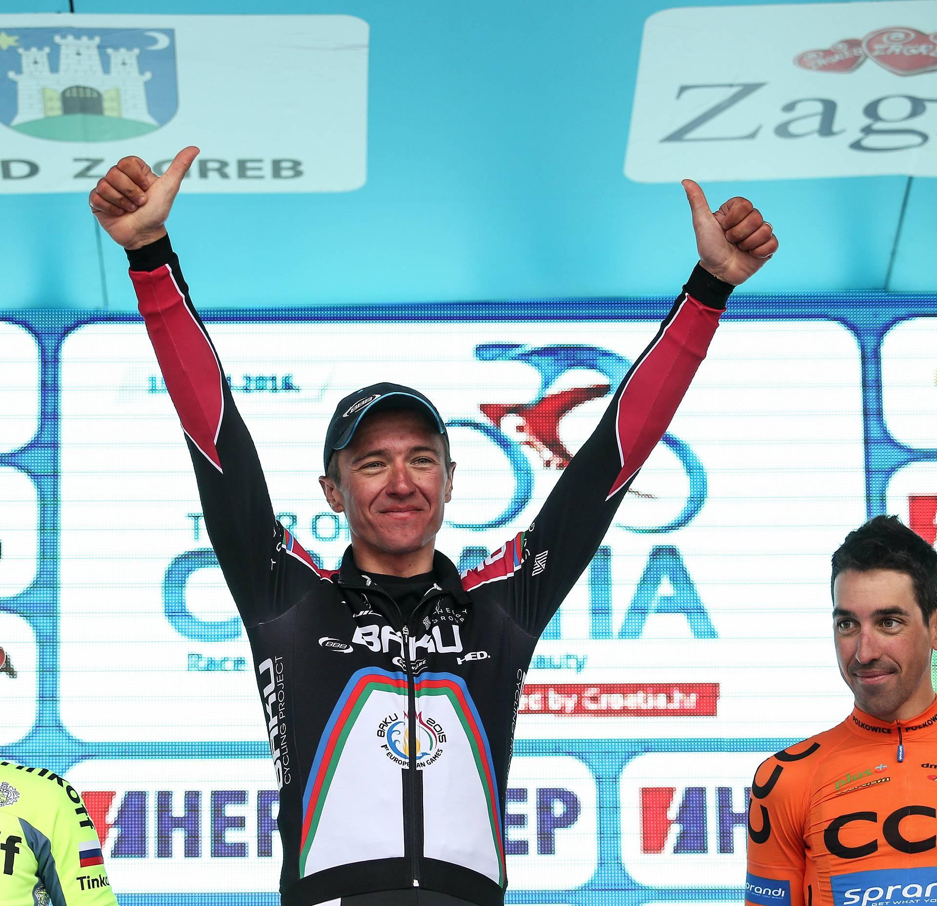 Matija Kvasina osvojio je Tour of Croatia! Sve mi se poklopilo
