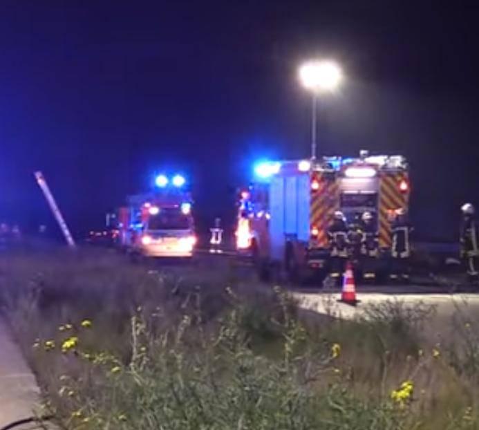 Teška nesreća: Vatrogasci su morali rezati lim i vaditi ljude