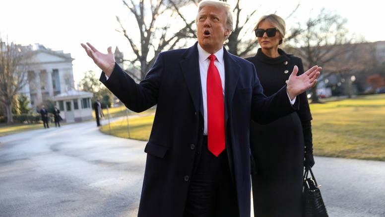 Trump je oslobođen  optužbi za poticanje napada na Capitol