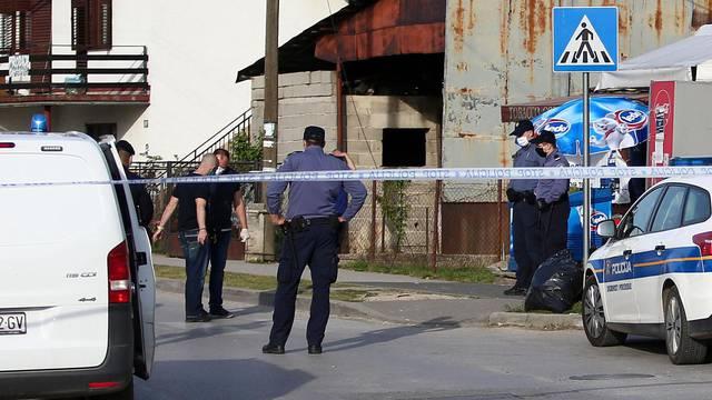 Zagreb: Ubojstvo u zagrebačkom Kozari putu