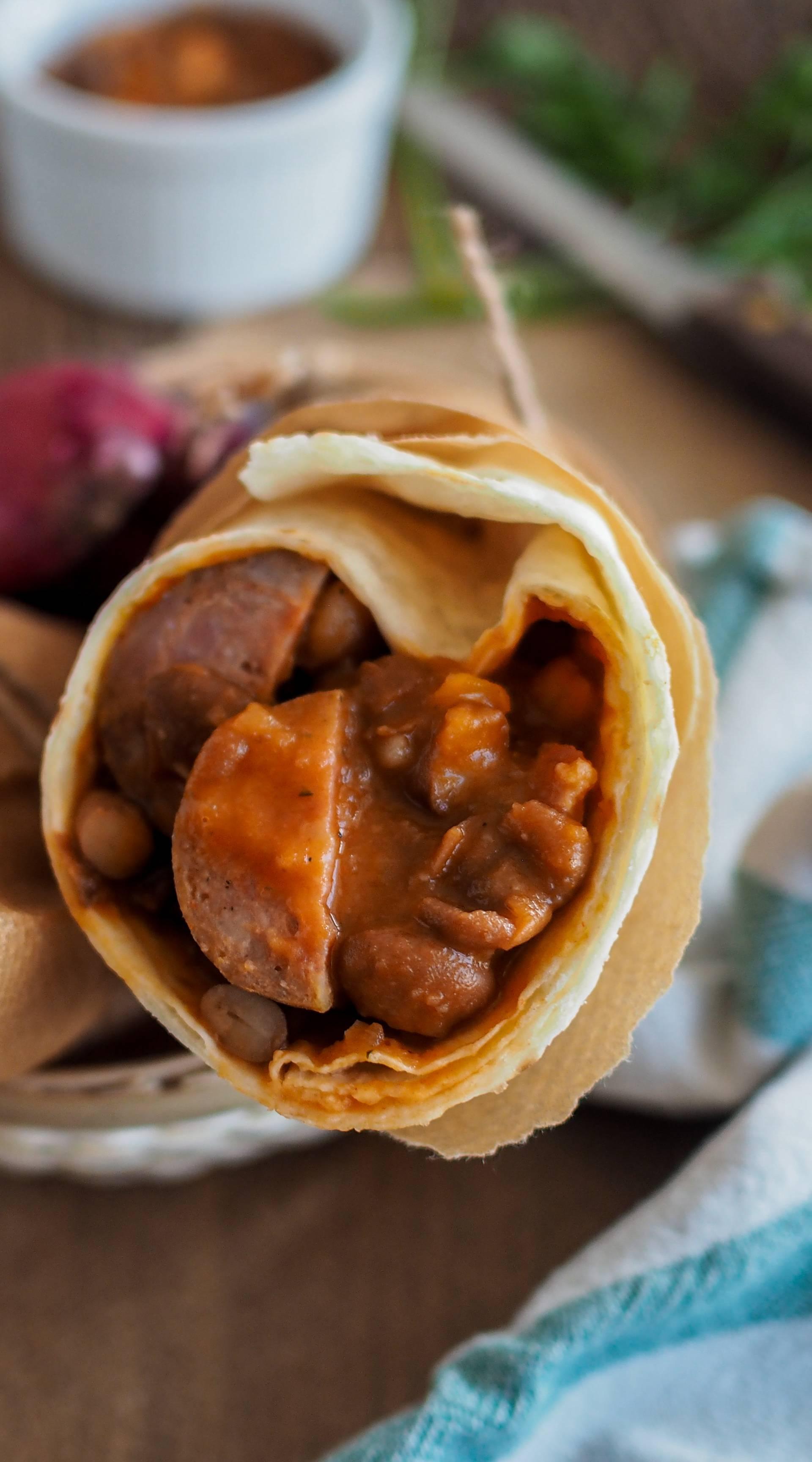 Novosti na Adventu: Poderane gaće s čvarcima i grah u tortilji