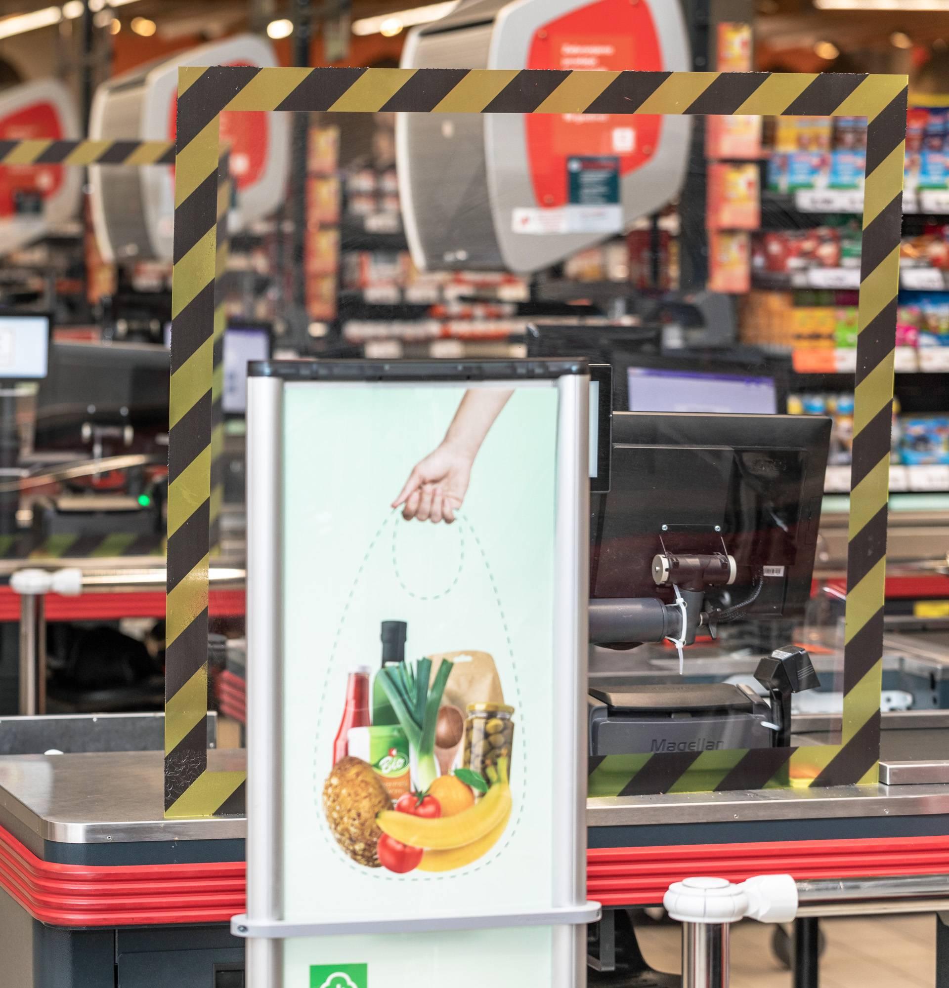 Zaštita zaposlenika i kupaca u Kauflandu su na prvom mjestu