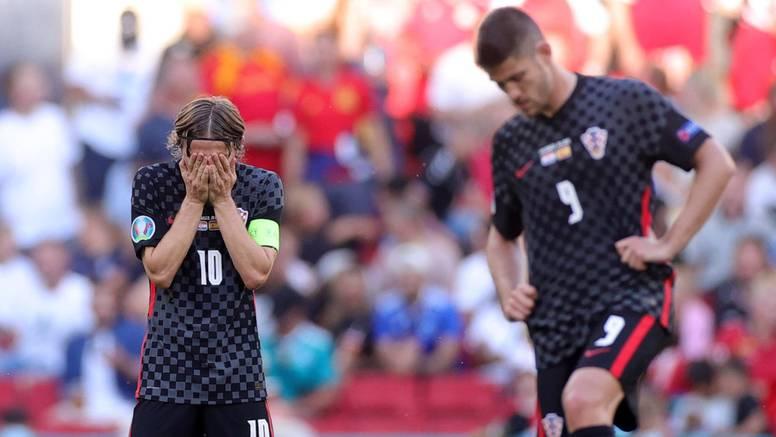 'Vatreni' ispali s Eura u ljepotici turnira! Čudesno smo se vratili, a Španjolci otišli u četvrtfinale