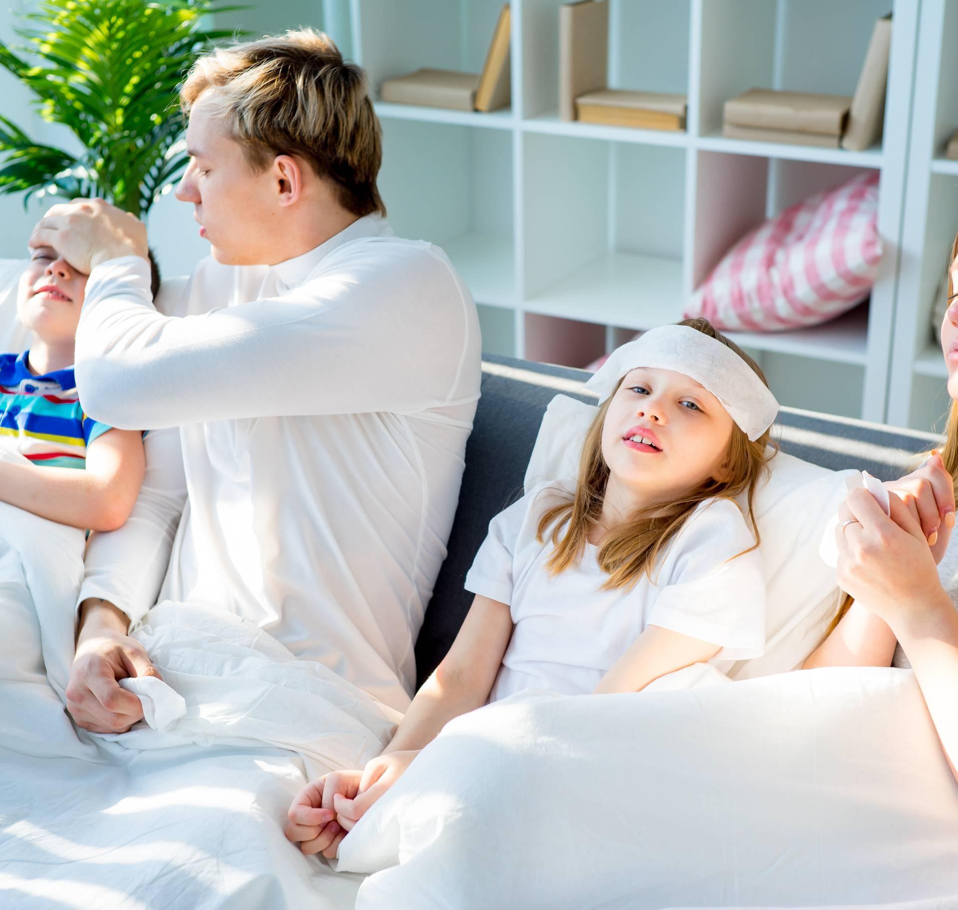 Ljetne viroze mogu završiti za djecu opasnom dehidracijom