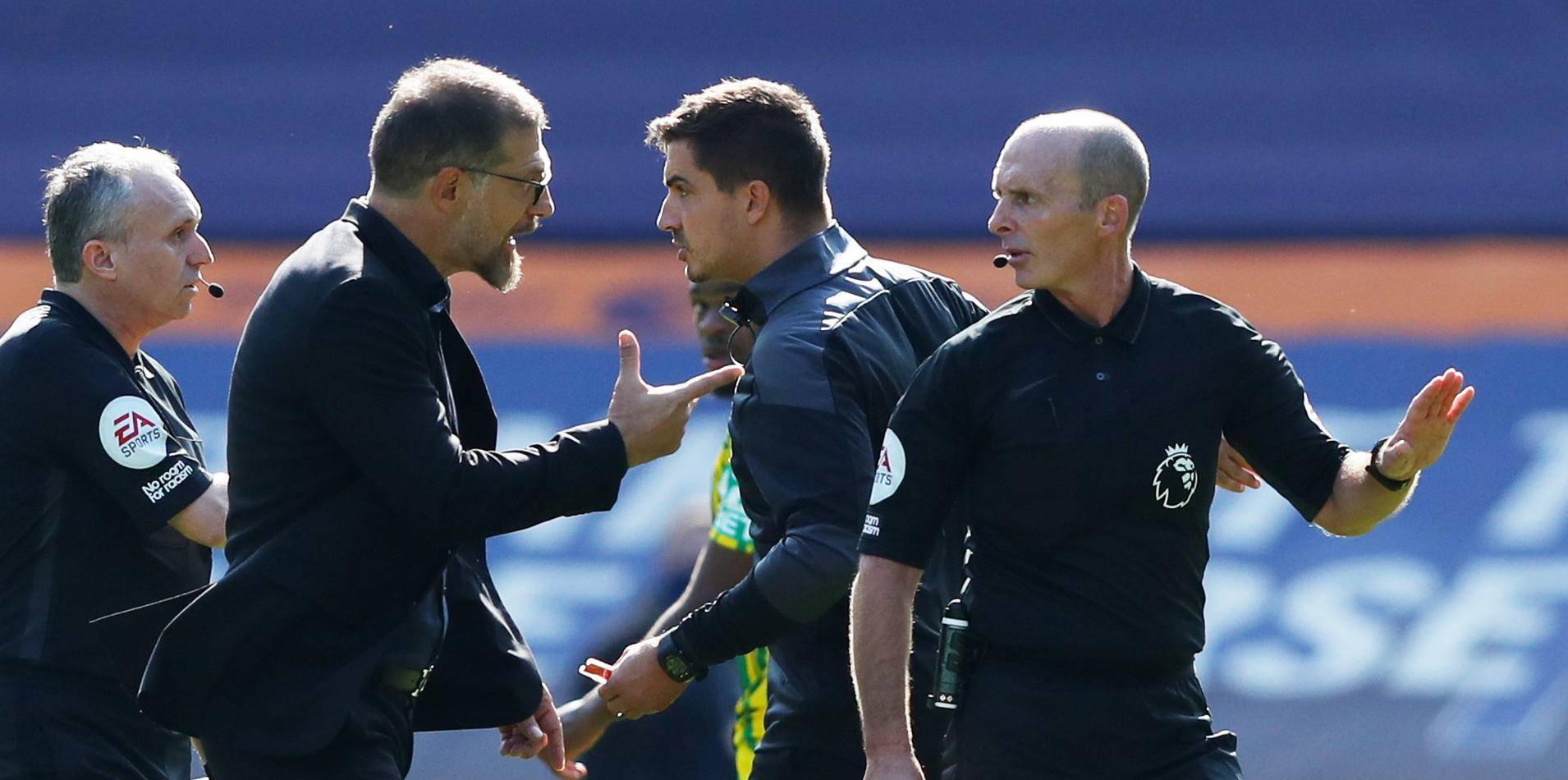 Premier League - Everton v West Bromwich Albion