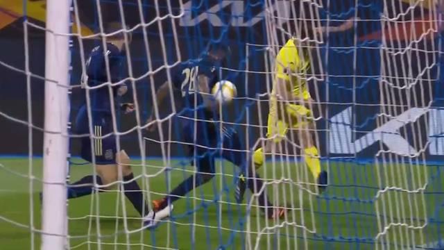 Pogledajte ruku zbog koje je Villarreal dobio penal u Zagrebu