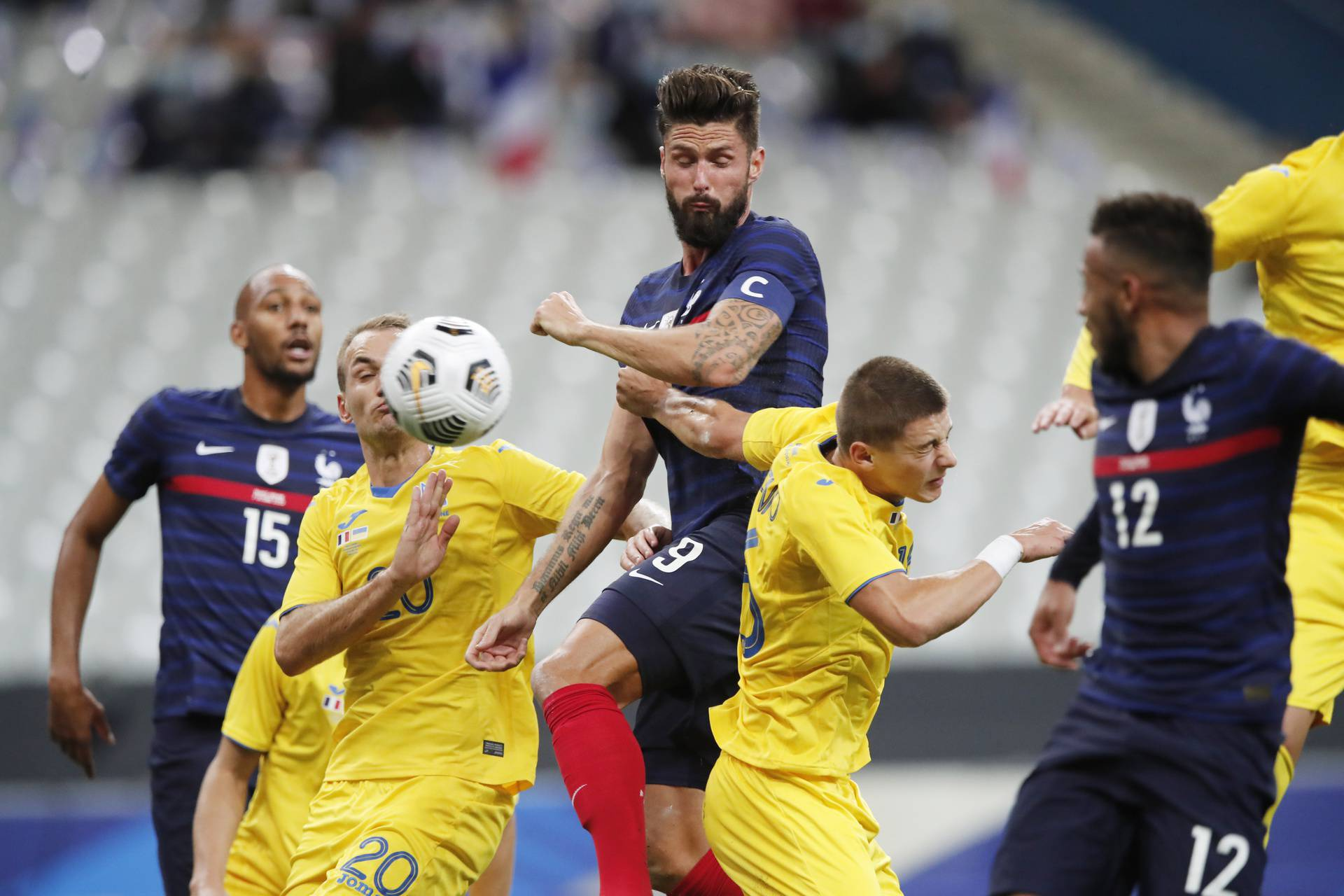 International Friendly - France v Ukraine