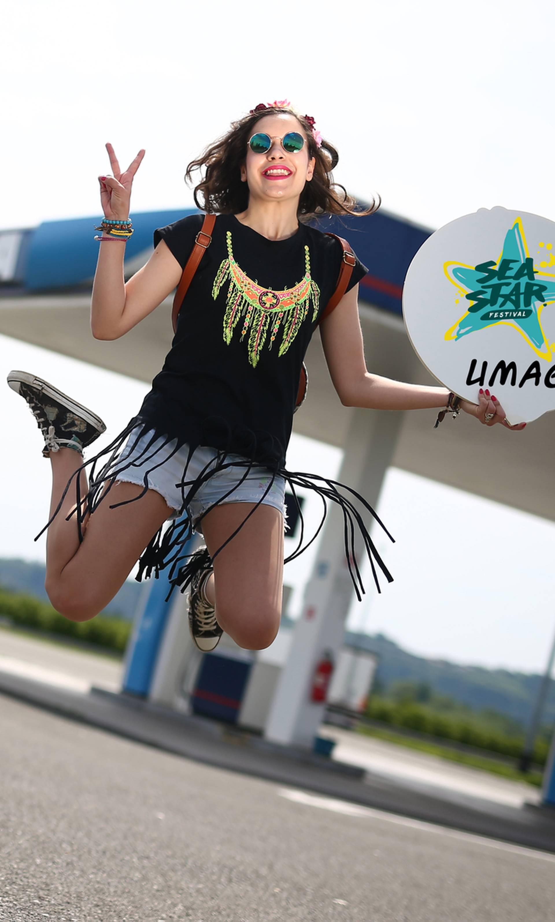 Sea Star Festival i INA: partneri za dobar festival
