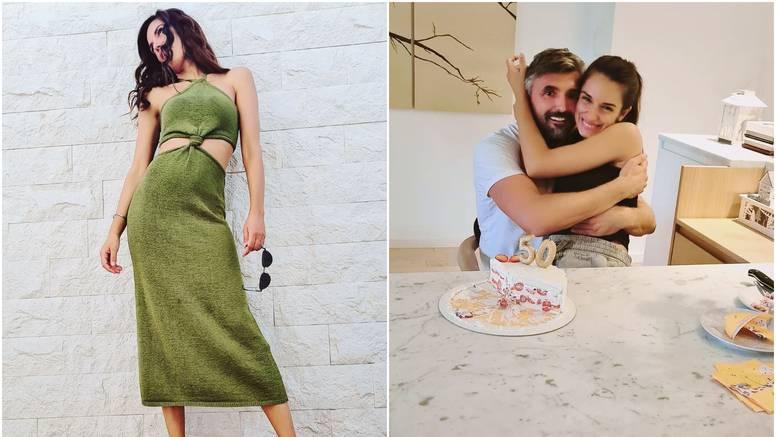 Nives u haljini s golim trbuhom oduševila Gorana: 'Najljepša si'