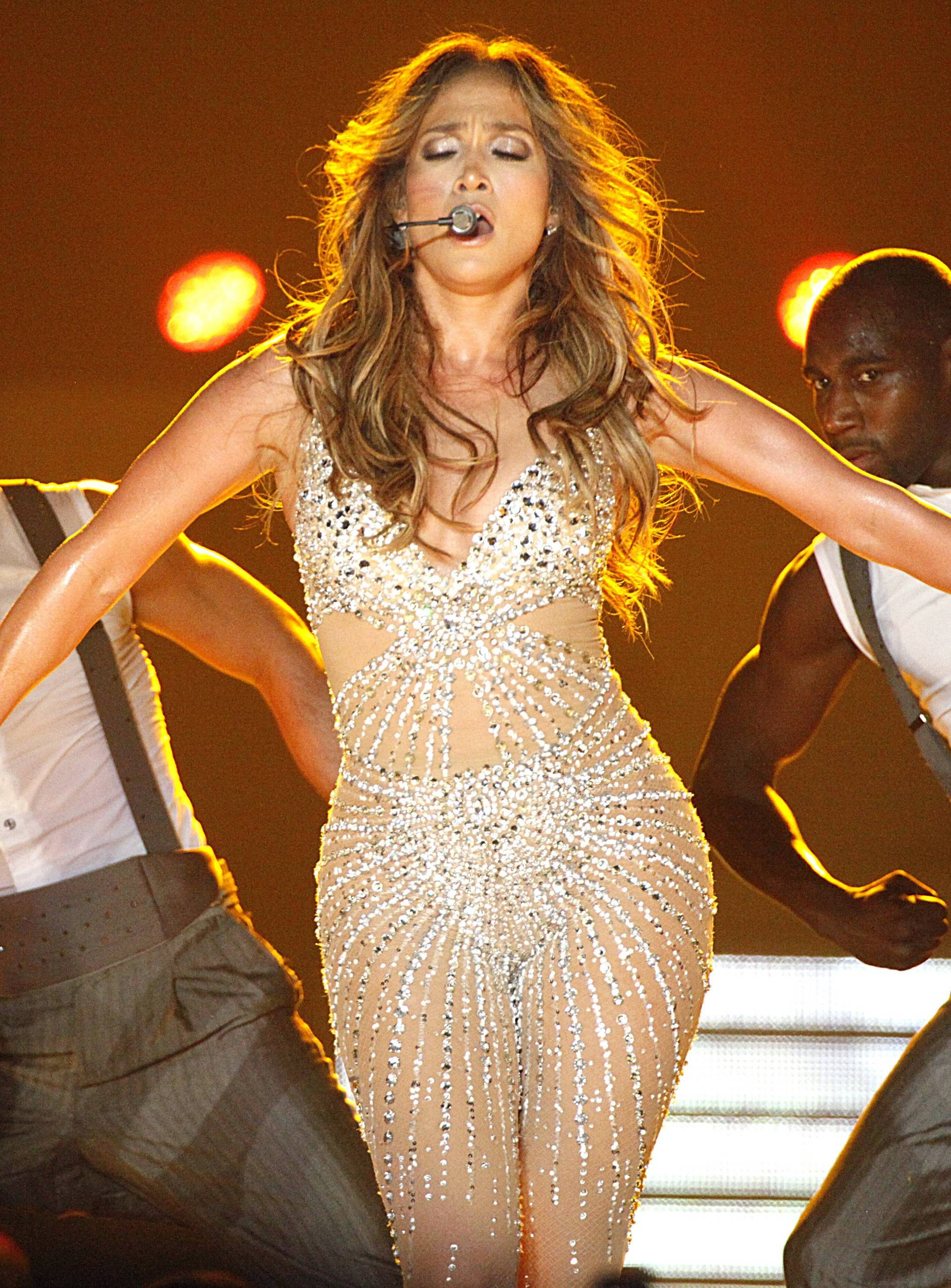 Jennifer Lopez in Concert - New Jersey