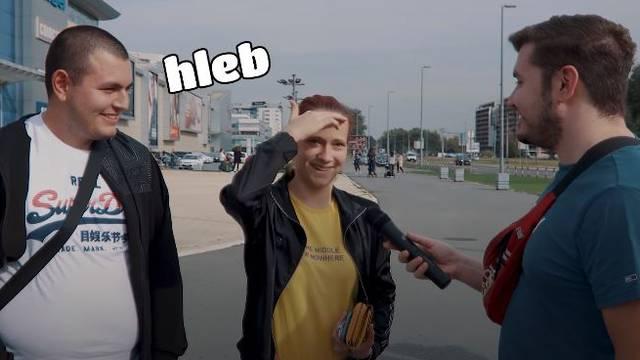 Beograđani su pokušali imitirati Hrvate: 'Jako sam htio jesti juhu, ali nisam imao žlicu...'