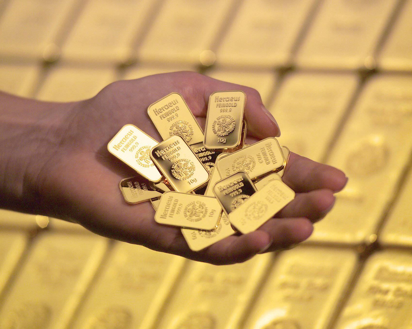 Zlatne poluge nisu samo za bogataše