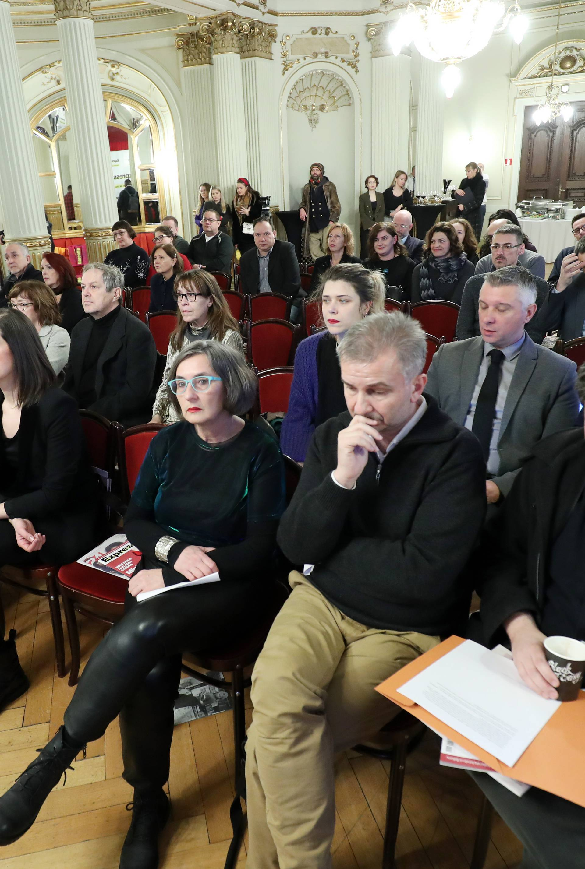 Zagreb: Dodjela književne nagrade FRIC za najbolju knjigu fikcijske proze