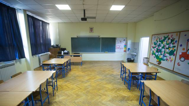 Štrajk u školama Osječko-baranjske županije