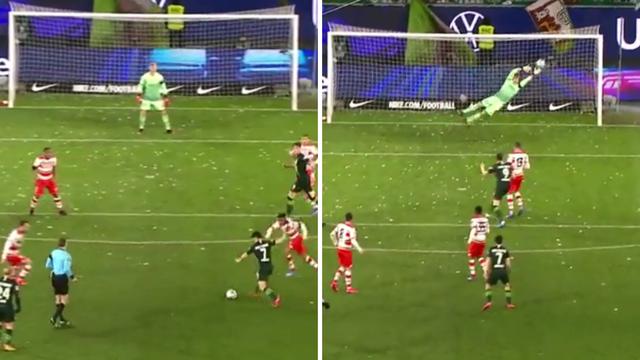 Pogledajte video: Brekalo zabio Mainzu golčinu s 25 metara...