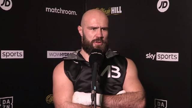 'Hrga se kladio protiv mene, ne zna k... o boksu. Nek je izgubio'
