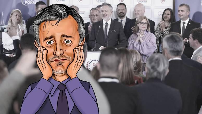 Škorin put od velikog vođe do babe narikače: Teško je da će on i Domovinski pokret opstati