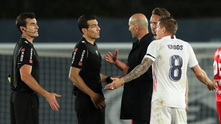 VAR  kaos u Madridu: Realu je poništio penal, dao ga Rakitiću