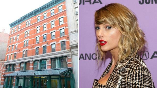 Taylor Swift ponovno na meti provalnika; pokušao se ušuljati u njezin stan u New Yorku