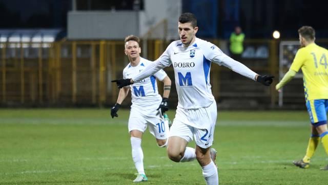 Inter i Osijek sastali se u četvrtfinalu hrvatskog nogometnog kupa
